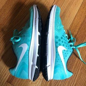 Nike Shoes - Tiffany Blue Nike Zoom Span Women's 9 💙